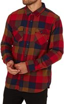 Vans Box Flannel Chili Pepper Flannel Shirt