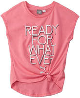 Puma Girls' Ready For Whatever T-Shirt