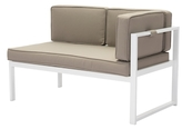 ZUO Golden Beach Chaise