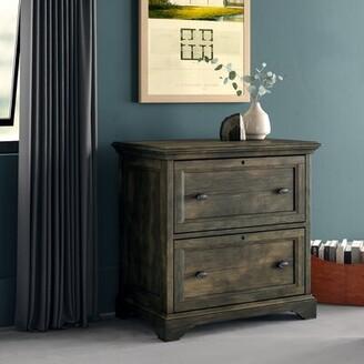 Ellenton Lateral Storage Cabinet Greyleigh