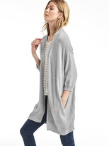 Gap Three-quarter sleeve cocoon cardigan