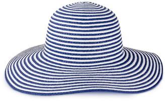 Just Jamie Straw Floppy Hat