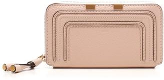 Chloé Marcie Long Zipped Wallet