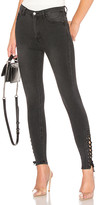 by the way. Madelyn Lace Up Skinny Jeans. - size 29 (also