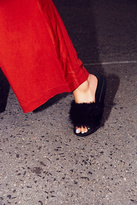 Jeffrey Campbell Womens BOUDOIR SLIDE SANDAL