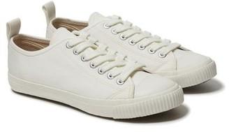 Komodo Organic Cotton Eco Sneako Trainers in White - 36
