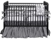 The Well Appointed House Jenny Lind Crib in Antico Black