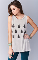 MUMU The Secret Life Tank ~ Arrowhead Graphic