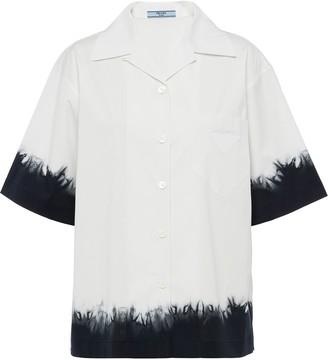 Prada Tie-Dye Shirt