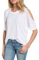 Rails Women's Ricki Cold Shoulder Tee