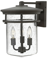 Hadley 3-Light Outdoor Wall Sconce