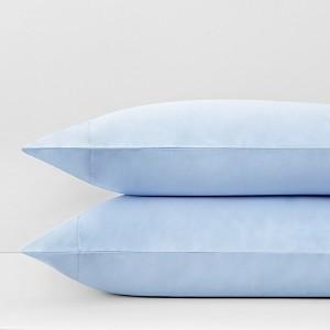 Sky 500TC Sateen Wrinkle-Resistant Standard Pillowcases, Pair - 100% Exclusive