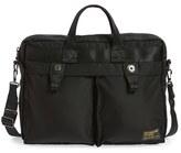 Polo Ralph Lauren Men's Nylon Commuter Briefcase - Black