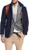 Brunello Cucinelli Cashmere Single-Breasted Jacket