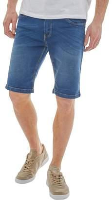 French Connection Mens Denim Shorts Vintage Wash