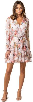 Forever New Rachel Tiered Skater Dress