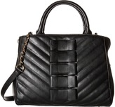 Betsey Johnson Tie Affair Satchel Satchel Handbags