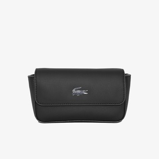 Lacoste Women's Daily Classic Coated Canvas Fanny Pack