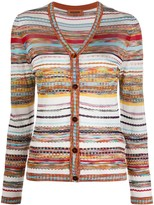 Missoni Abstract Stripe Cardigan