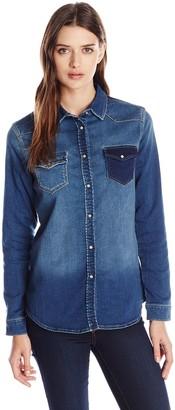 Mavi Jeans Women's Leticia Denim Shirt