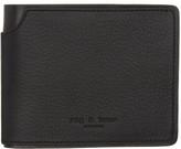 Rag & Bone Black Bifold Wallet