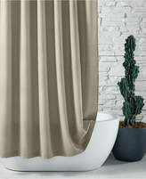 """Hotel Collection 72"""" x 84"""" Extra Long Waffle-Knit Shower Curtain, Only at Macy's Bedding"""