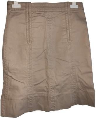 Marc Jacobs Khaki Cotton Skirts
