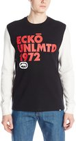 Ecko Unlimited UNLTD Men's A-Ok Thermal Shirt Crew