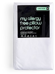 Bloomingdale's My Allergy Free Standard Pillow Protector, Pack of Two - 100% Exclusive
