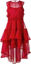 Alberta Ferretti Abito dress - women - Silk/Acetate - 40