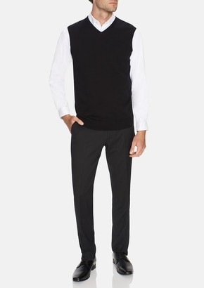 TAROCASH Black Essential Vest