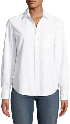 Frank And Eileen Long-Sleeve Button-Down Poplin Shirt