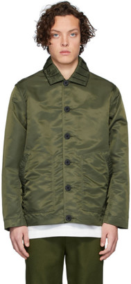 Goodfight Khaki Sideshow Jacket