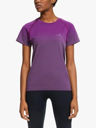 Ronhill Infinity Marathon Short Sleeve Running Top