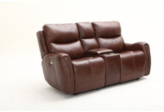 Ellington Leather Goods Southern Motion Leather Reclining Loveseat Southern Motion