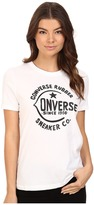 Converse Archive Logo Short Sleeve Tee