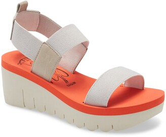 Fly London Yaci Wedge Sandal