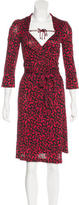 Diane von Furstenberg Gildred Wrap Dress