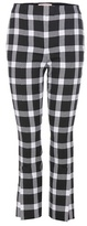 Christopher Kane Wool-blend trousers