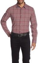 John Varvatos Mayfield Glenplaid Sport Shirt