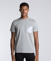 Fred Perry Mix Pique Pocket T-Shirt