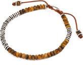 M. Cohen Beaded Gemstone Bracelet