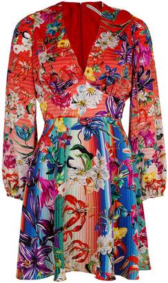 Mary Katrantzou Bloom Floral Dress