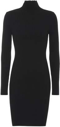 Wolford Rib-knit minidress