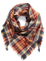 BP 'Heritage Plaid' Triangle Scarf