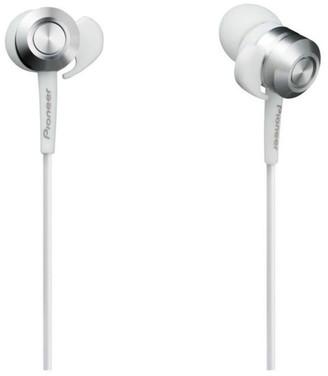 Pioneer SE-CLX60-S Earphones In-Ear Plugs -Silver