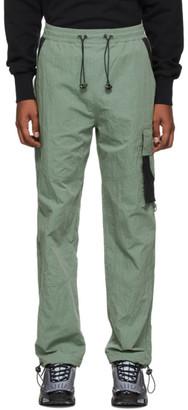 Liam Hodges Blue Voyager Combat Cargo Pants