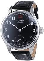 Dugena Men's Watch Epsilon 1 7000055 Analogue Hand Winding Leather