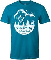 Gravity Outdoor Co. Yosemite Mens AA USA Made Short-Sleeve T-Shirt - S
