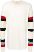 Marc Jacobs striped jumper - men - Virgin Wool - S